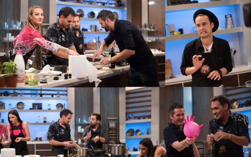 Ediție specială Chefi la cuțite | Vedetele Antena 1 trec la … cratiță
