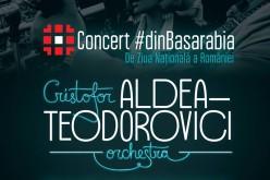 Cristofor Aldea-Teodorovici Orchestra, Concert #dinBasarabia de Ziua Națională a României – VIDEO