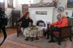 """Stela Popescu se confesează Iulianei Marciuc la """"Destine ca-n filme"""" la TVR 2"""