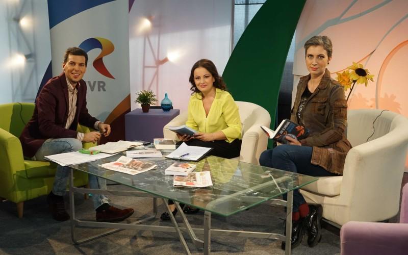 TVR 3 transmite în direct Târgul Internaţional GAUDEAMUS