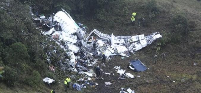 75 de morți în Columbia după prăbușirea unui avion