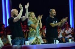 Cheloo, de nerecunoscut la iUmor: aplaudă pentru prima dată în picioare o concurentă