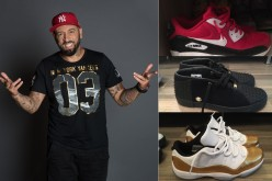 CRBL are o colecție de o sută de perechi de pantofi sport