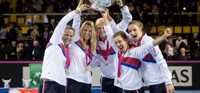 Cehia a cucerit pentru a cincea oară în istorie, Fed Cup