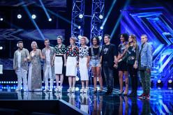 Ștefan Bănică își declară dragostea la X Factor față de grupul 3 O'Clock