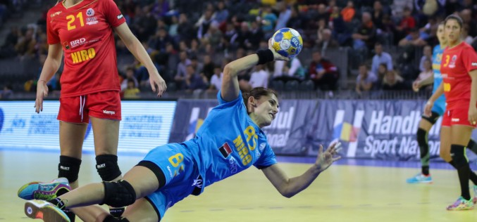 România, învinsă de Norvegia în primul meci de handbal de la Europeanul din Suedia