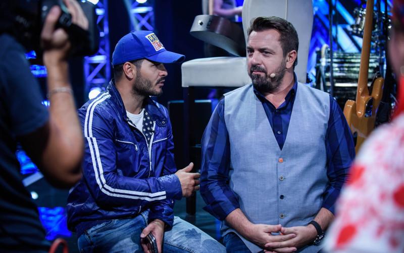 """Liviu Vârciu, apariție surpriză în Bootcamp la """"X Factor"""""""