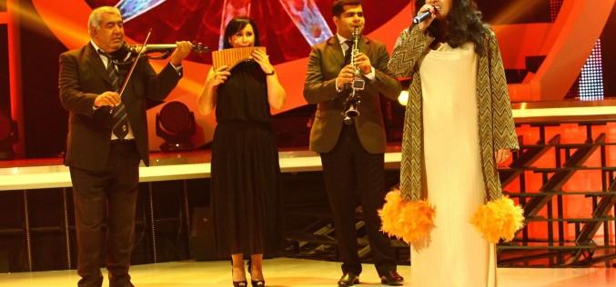 Misha se transformă în Romica Puceanu și cântă în premieră muzică lăutărească
