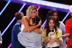 14 copii nevăzători îi emoționează până la lacrimi pe jurații Next Star