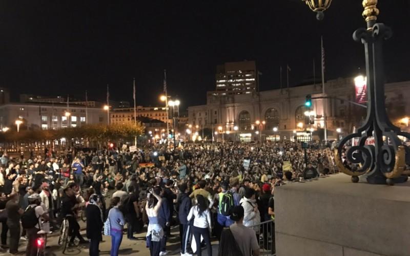 Proteste masive în SUA. Americanii nu îl vor președinte pe Donald Trump