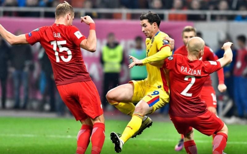 Adio calificare la Mondiale. România, bătută măr de Polonia pe Național Arena, scor 3-0