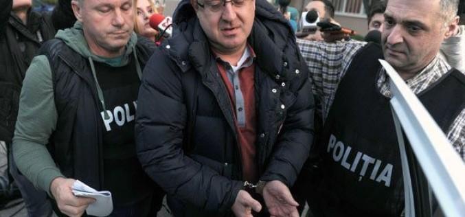 Sorin Blejnar, fost șef al ANAF, arestat preventiv pentru 30 de zile