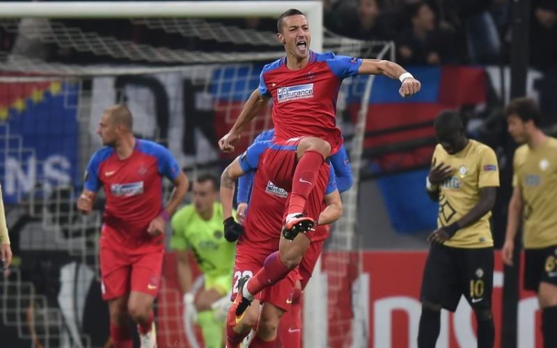 Steaua strălucește în Europa League. A învins echipa Osmanlispor cu 2-1