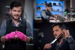 """Vârciu gătește cu mănuși roz la show-ul """"Chefi la cuțite"""""""