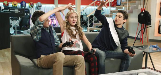"Disney Channel va difuza sitcom-ul ""Viata ca un joc video"""