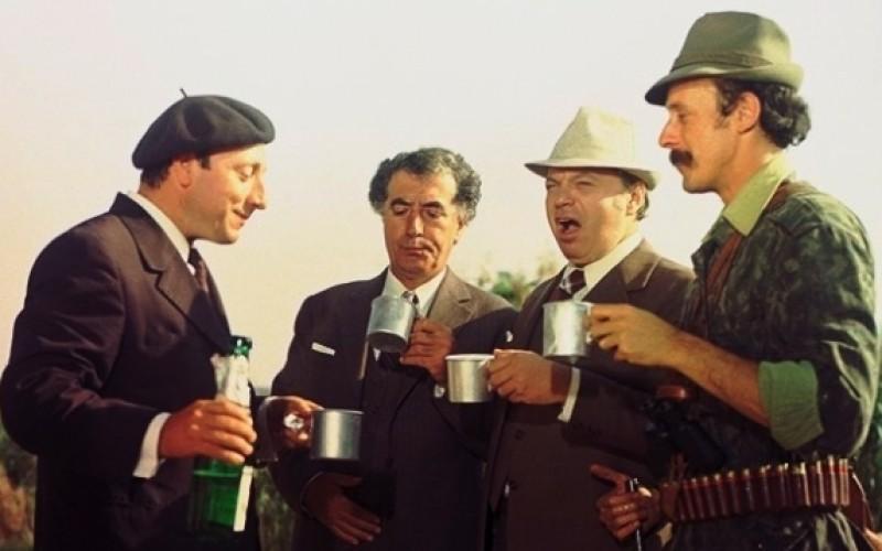 TVR 2 pregătește un Revelion cu comedii clasice şi filme de aventuri