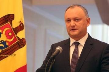 Președintele Moldovei declară război României și Statelor Unite