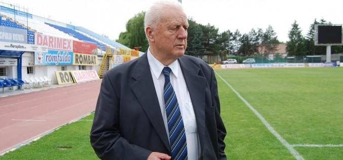 A murit Jean Pădureanu, fost președinte al Clubului Gloria Bistrița