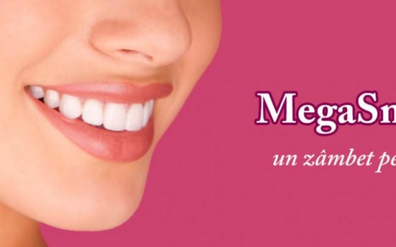 MegaSmile – clinica stomatologică ce te ajută să zâmbești din nou cu încredere