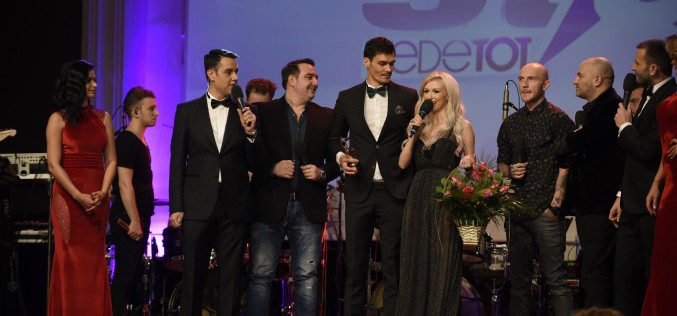 Antena Stars a decernat Premiile Showbiz-ului Românesc