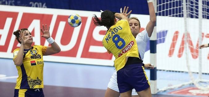 România, meci catastrofal cu Danemarca. Tricolorele au ratat calificarea în semifinale