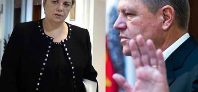 Iohannis a refuzat-o pe Sevil Shhaideh. PSD se pregătește să-l suspende pe Președinte