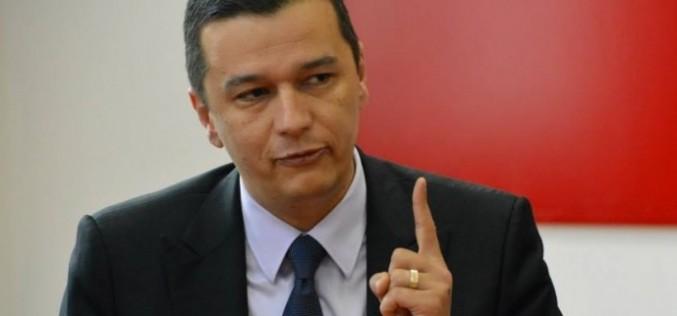 Sorin Grindeanu, decizie ȘOC: Refuză să demisioneze de la șefia Guvernului României