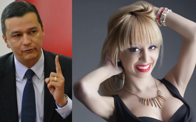 Iată ce consilieră sexy a avut primul ministru Sorin Grindeanu