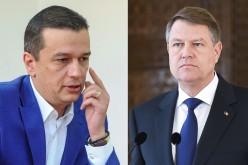 Sorin Grindeanu își bate joc de Președintele Klaus Iohannis