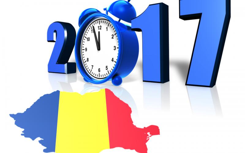 Iată câte zile libere vor avea românii în anul 2017