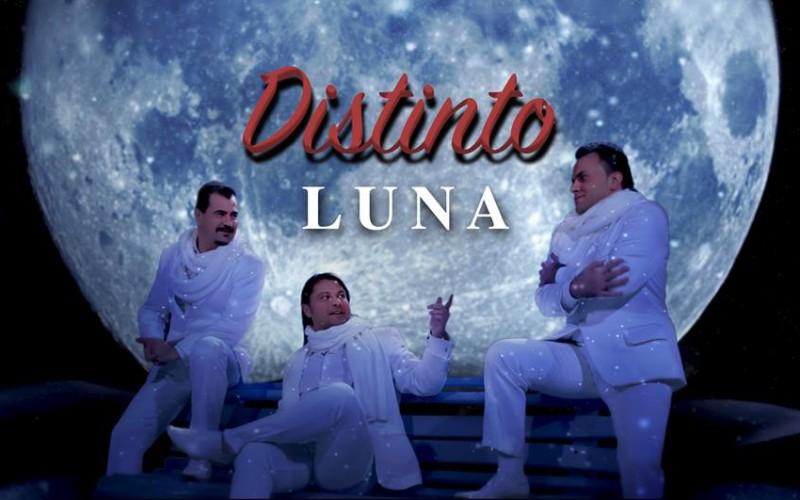 """""""Luna"""" – noul satelit muzical al trupei Distinto s-a lansat –  VIDEO"""