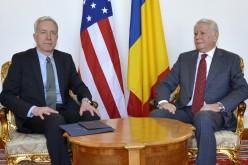 Ambasadorul SUA la București, luat la rost de Ministrul de Externe, Teodor Meleșcanu