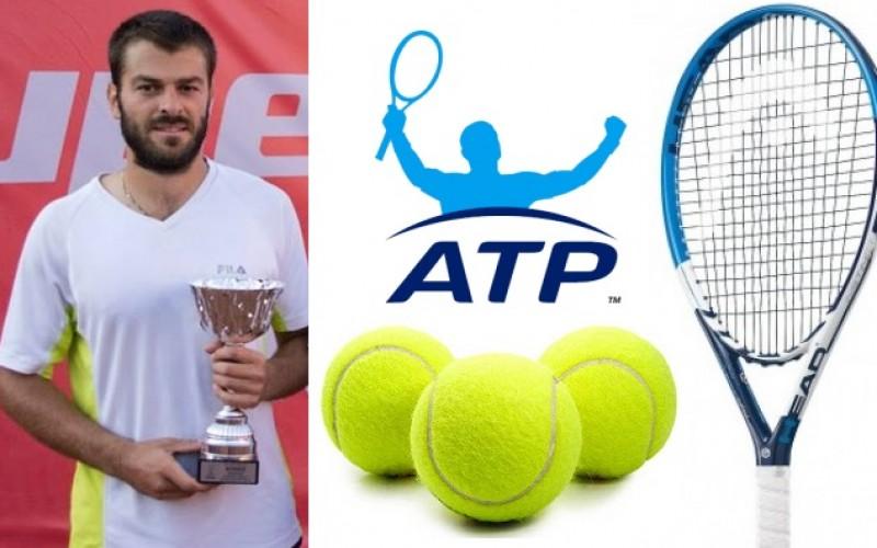 Alexandru-Daniel Carpen, suspendat pe viață din tenis pentru că a trucat meciuri