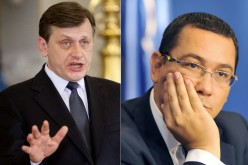 Crin Antonescu, atac dur la Ponta: Ești șantajabil, nu te faci prim-ministru!!!