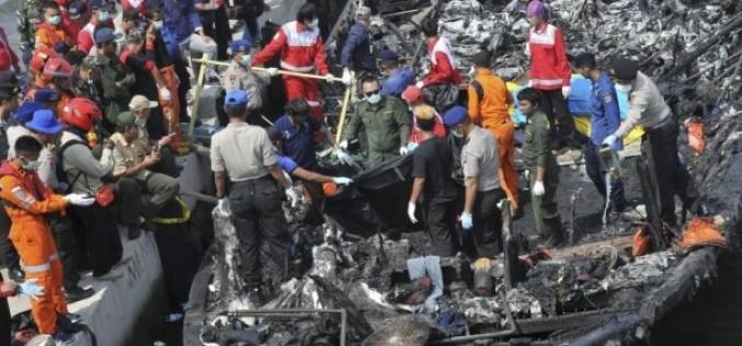 23 de persoane au ars de vii pe un vapor în Indonezia – VIDEO ȘOCANT