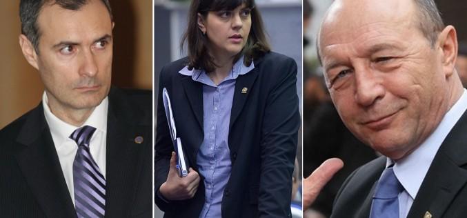 Kovesi si Coldea, anchetați în scandalul fraudării alegerilor prezidențiale din 2009