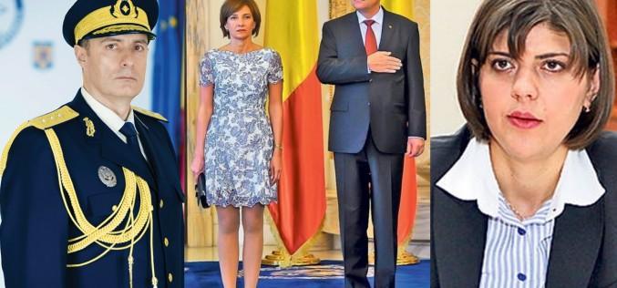 IPOTEZĂ ȘOCANTĂ | Dacă Iohannis îl demitea pe Coldea, Kovesi o aresta pe Carmen Iohannis