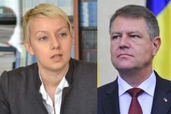 Șefa Judecătorilor din România, Dana Gârbovan îl face praf pe Klaus Iohannis
