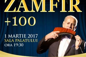 Gheorghe Zamfir, concert extraordinar de Mărțișor, la Sala Palatului, alături de 100 de artiști