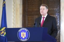 Klaus Iohannis anunță referendum pentru legea grațierii