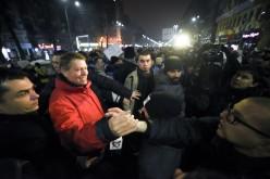 Iohannis declară război PSD. Președintele a scos oamenii în stradă