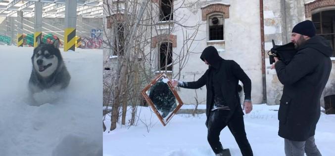 Pitt Leffer își spune povestea la minus 15 grade prin intermediul noului său single – VIDEO