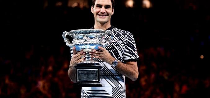 Roger Federer a câștigat Australian Open 2017 și va primi un premiu fabulos