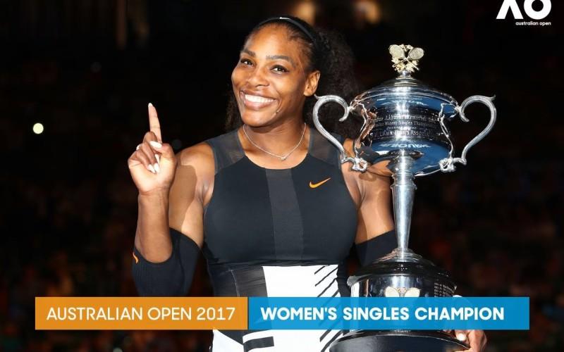 Serena Williams, Regină pentru a șaptea oară la Australian Open