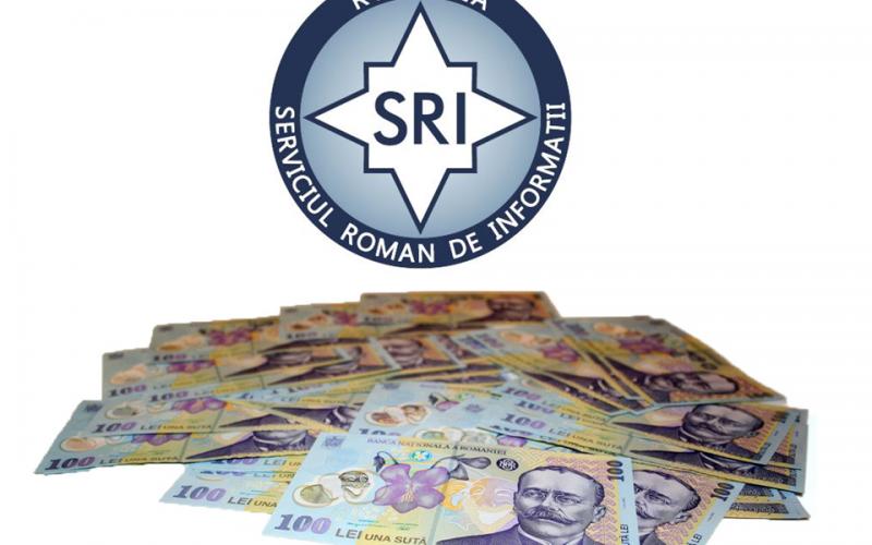 SRI cere buget de două ori mai mare în 2017, față de anul trecut. Adică vrea circa 4 miliarde de lei
