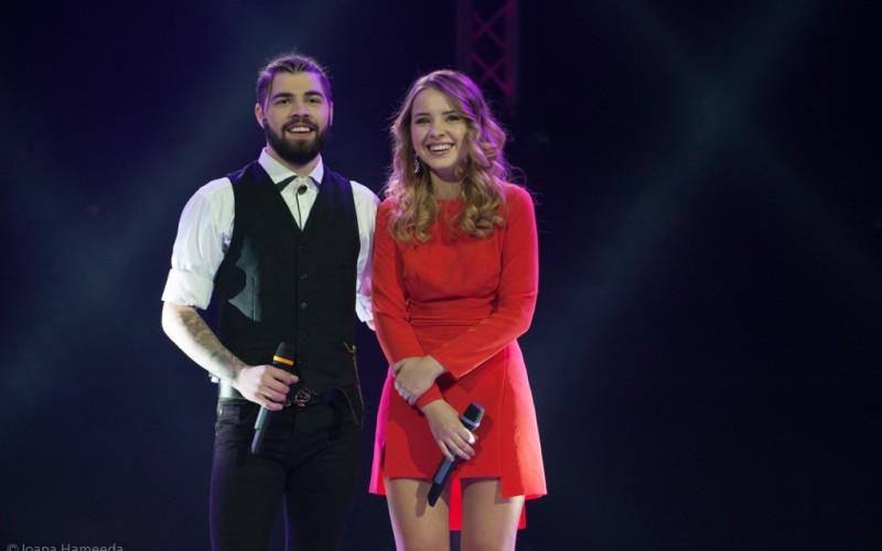 Ilinka feat. Alex Florea, calificați cu punctaj maxim în finala Eurovision România 2017