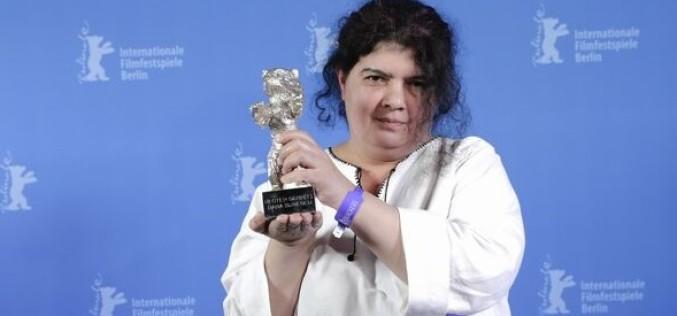 """Dana Bunescu a câștigat Ursul de Argint cu filmul """"Ana, mon amour"""""""