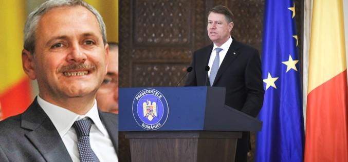 Iohannis a trădat protestatarii. Președintele a bătut palma cu PSD