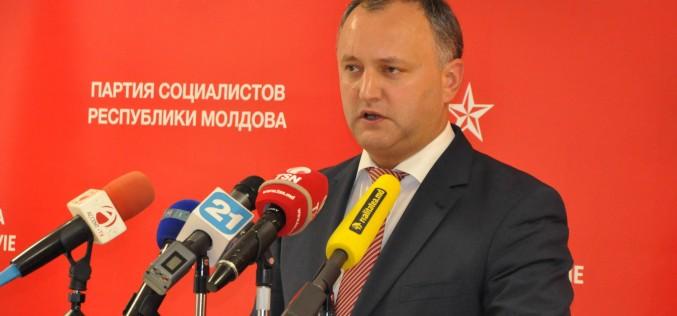 Dodon a interzis Armatei Republicii Moldova să participe la un exercițiu cu militarii români