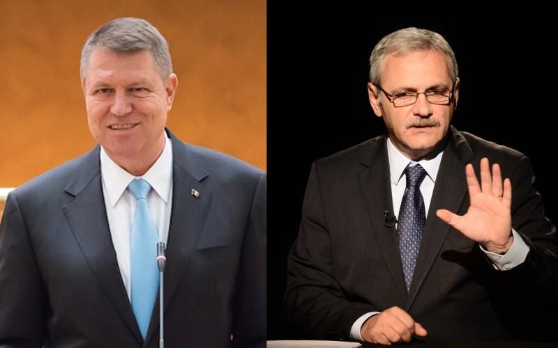 Dragnea îi ordonă lui Klaus Iohannis să aprobe rapid bugetul de stat